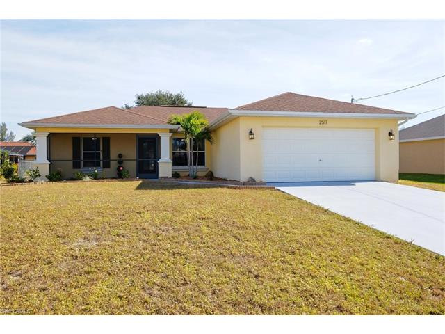 2517 Sw 11th Pl, Cape Coral, FL 33914