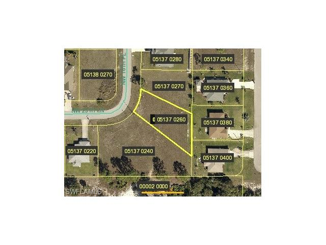 2545 Nw 16th Pl, Cape Coral, FL 33993
