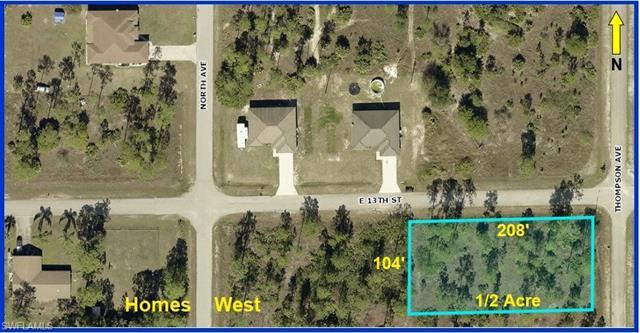 1225 Thompson Ave, Lehigh Acres, FL 33972