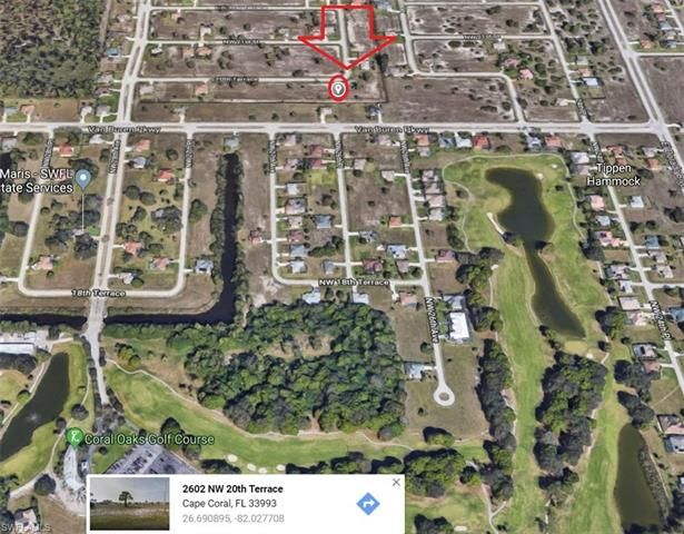 2602 Nw 20th Ter, Cape Coral, FL 33993