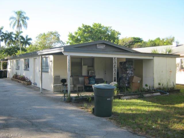2328/2330 Dora St, Fort Myers, FL 33901