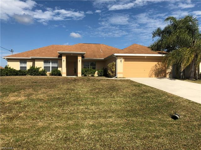 2823 Nw Embers Ter, Cape Coral, FL 33993
