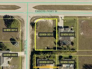 2514 Embers Pky W, Cape Coral, FL 33993