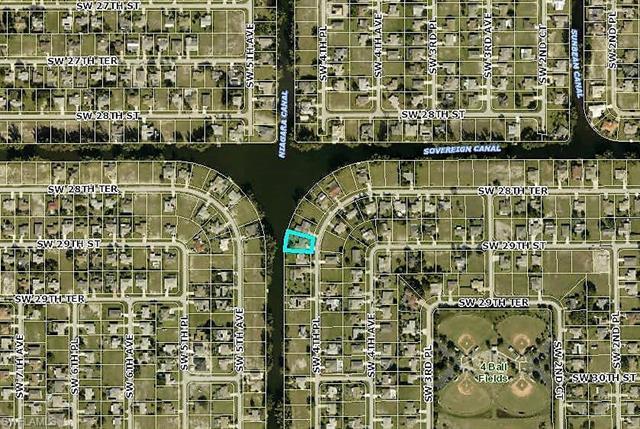 2914 Sw 4th Pl, Cape Coral, FL 33914