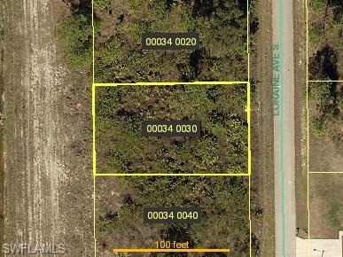 4604 Loraine Ave S, Lehigh Acres, FL 33976