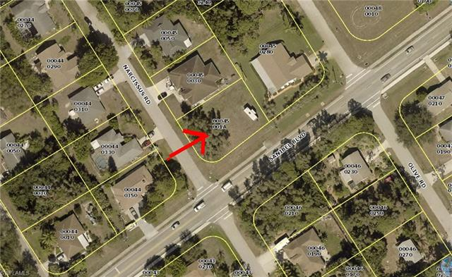 18895 Narcissus Rd, Fort Myers, FL 33967