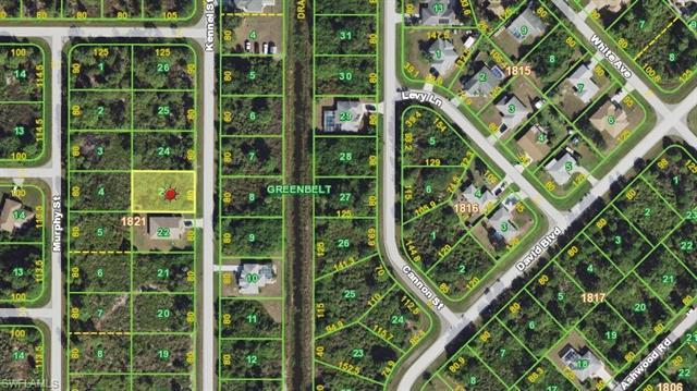 5307 Kennel St, Port Charlotte, FL 33981