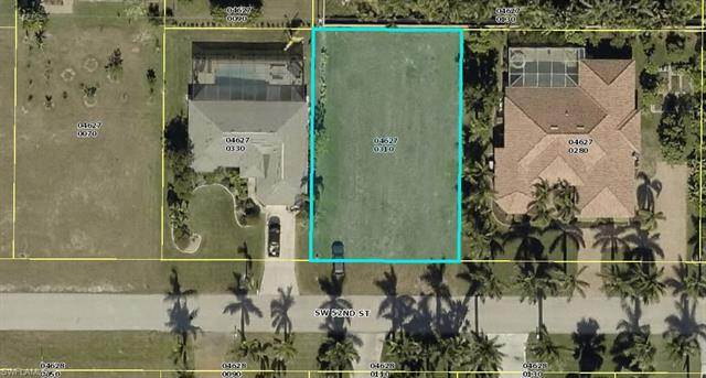 1707 Sw 52nd St, Cape Coral, FL 33914