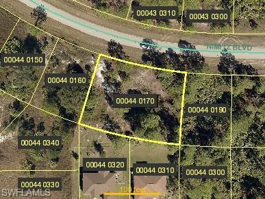 856 Nimitz Blvd, Lehigh Acres, FL 33974