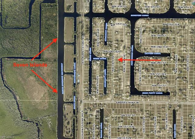 203 Nw 38th Pl, Cape Coral, FL 33993