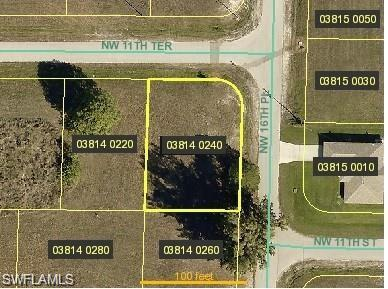 1614 Nw 11th Ter, Cape Coral, FL 33993