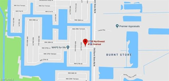 2738 Nw 41st Ave, Cape Coral, FL 33993