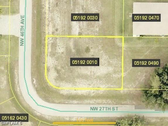 2701 Nw 46th Ave, Cape Coral, FL 33993