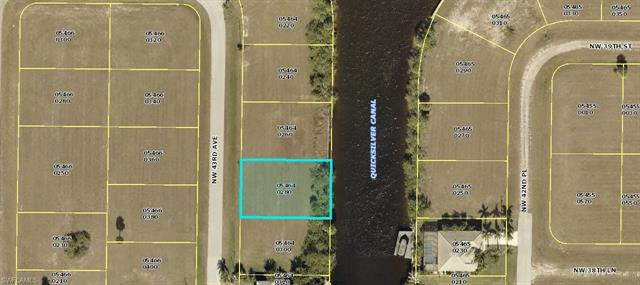 3833 Nw 43rd Ave, Cape Coral, FL 33993