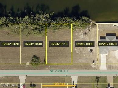1813 Ne 23rd St, Cape Coral, FL 33909