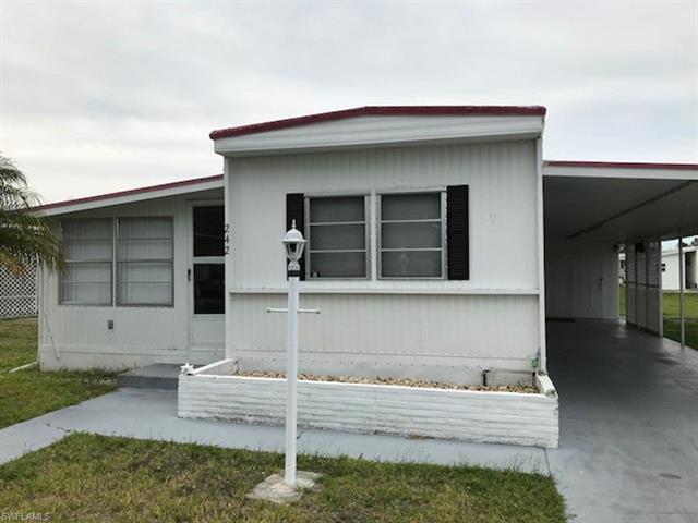 242 Fireball Ln, North Fort Myers, FL 33917