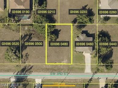 1711 Sw 3rd St, Cape Coral, FL 33991