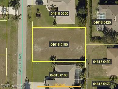 5225 Sw 20th Ave, Cape Coral, FL 33914