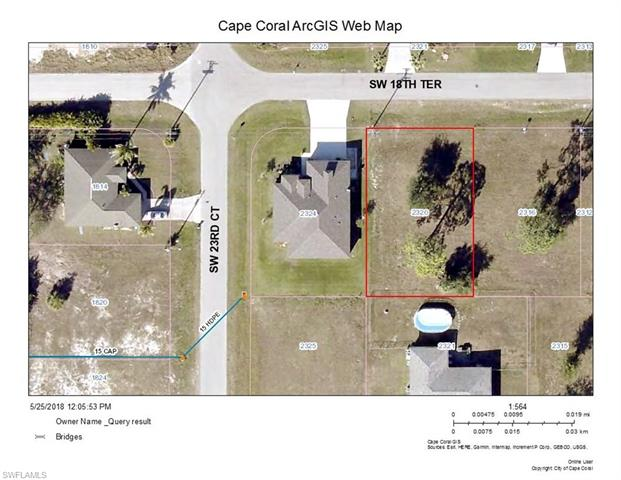 2320 Sw 18th Ter, Cape Coral, FL 33991
