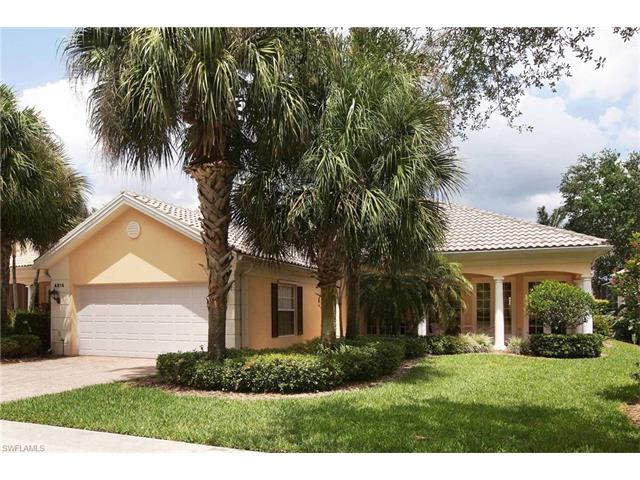 4314 Queen Elizabeth Way, Naples, FL 34119