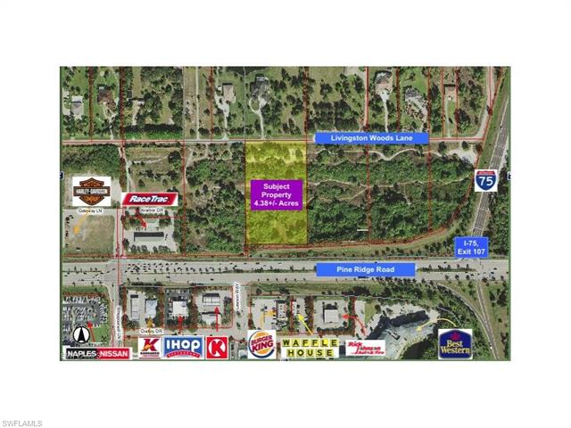 Tract 77 Pine Ridge Road, Naples, FL 34109