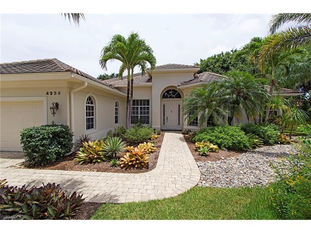 4936 Rustic Oaks Cir, Naples, FL 34105