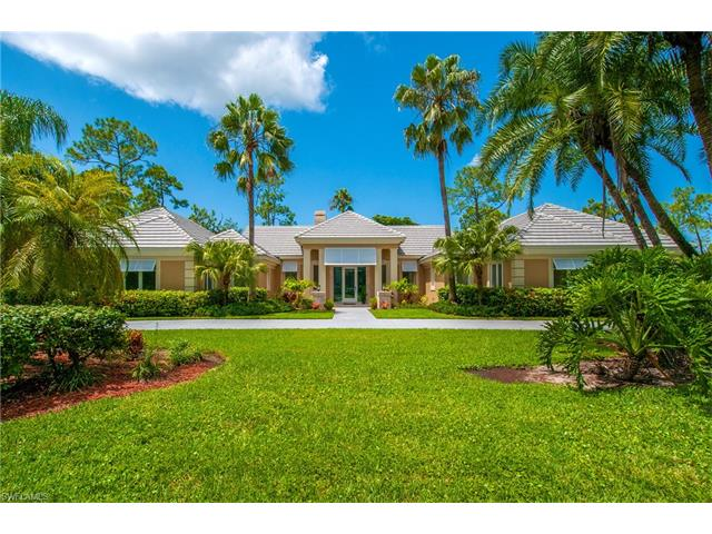 13501 Pond Apple Dr E, Naples, FL 34119