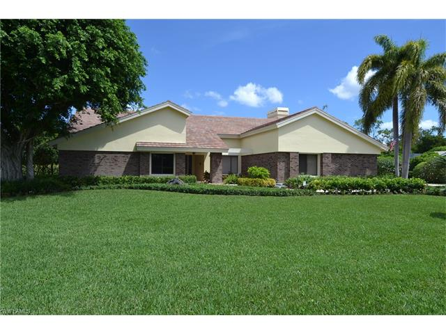 4555 Pond Apple Dr S, Naples, FL 34119