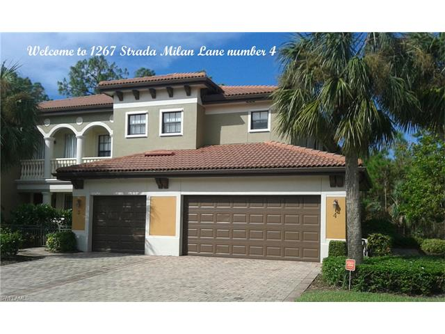 1267 Strada Milan Ln 4, Naples, FL 34105
