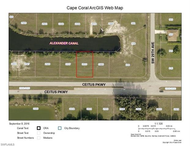 2913 Ceitus Pky, Cape Coral, FL 33991