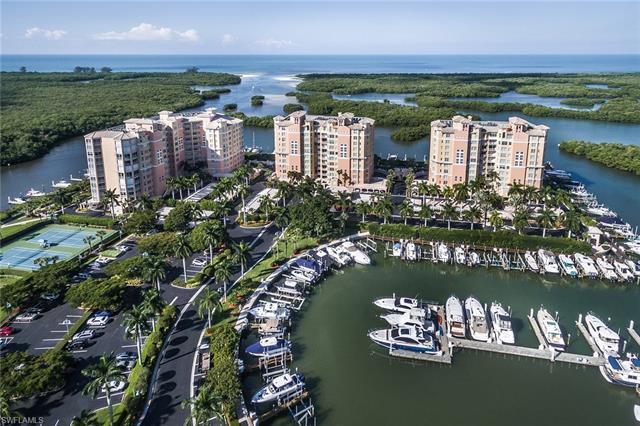 435 Dockside Dr A-201, Naples, FL 34110