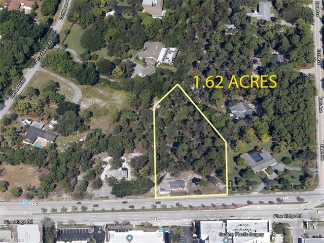 1251 Pine Ridge Rd, Naples, FL 34108