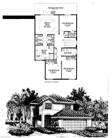 1750 Ribbon Fan Ln, Naples, FL 34119