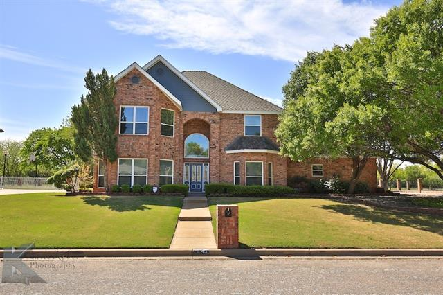 45 Cypress Point Street, Abilene, TX 79606