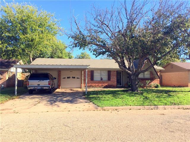 2610 S 40th, Abilene, TX 79605