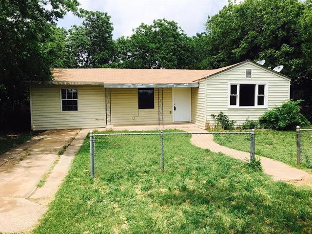 918 Pecan Street, Abilene, TX 79602
