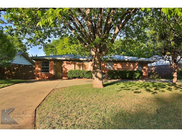 737 Crestwood Drive, Abilene, TX 79603