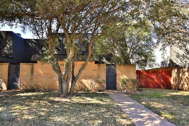 2736 Barrow Street, Abilene, TX 79605