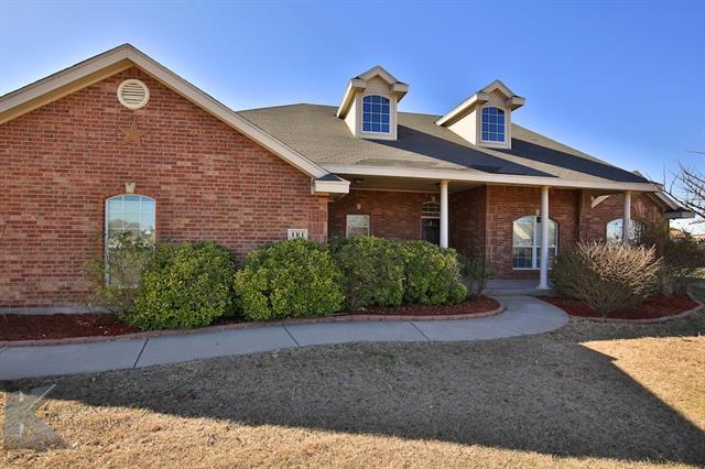 181 Sugar Biscuit Lane, Abilene, TX 79602