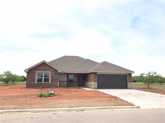 223 Hog Eye Road, Abilene, TX 79602