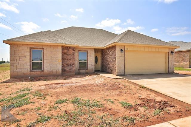 7519 Tuscany Drive, Abilene, TX 79606