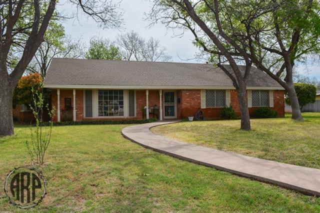 781 Westwood Drive, Abilene, TX 79603