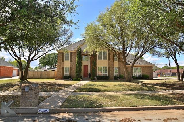5302 Peppermill Lane, Abilene, TX 79606