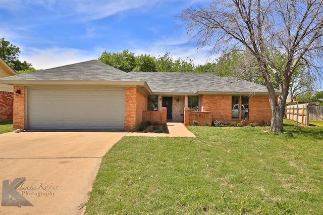 1942 Chimneywood Court, Abilene, TX 79602