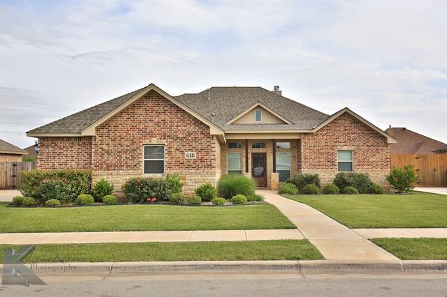 618 Marlin Drive, Abilene, TX 79602