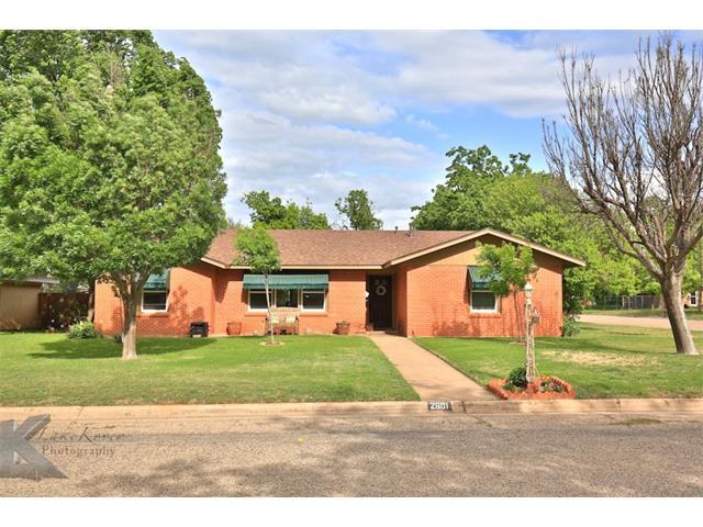 2601 Garfield Avenue, Abilene, TX 79601