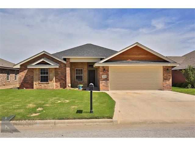 1234 Briar Cliff Path Path, Abilene, TX 79602