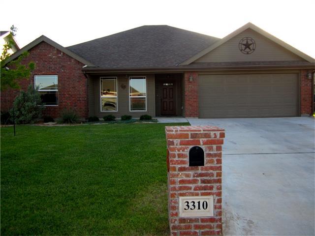 3310 Valley Forge Road, Abilene, TX 79601