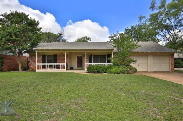 890 Harwell Street, Abilene, TX 79601
