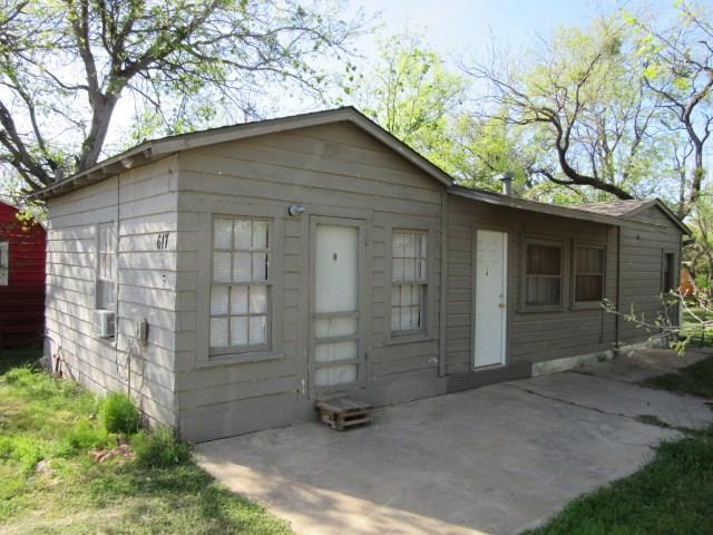 617 E North 18th Street, Abilene, TX 79601